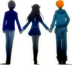 TEXTES'' :'' Fruits basket ♥  _'/!\ Spoiler /!\
