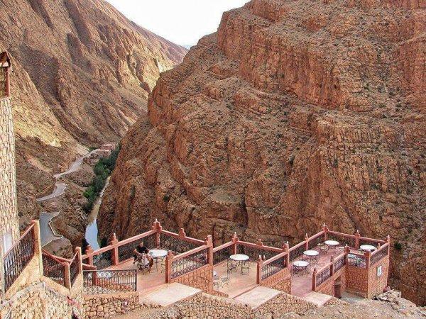 Sud Du Maroc ;  Boumalne Dade