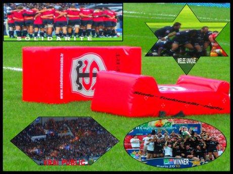 Le Rugby Pur à l'Excellence ♥