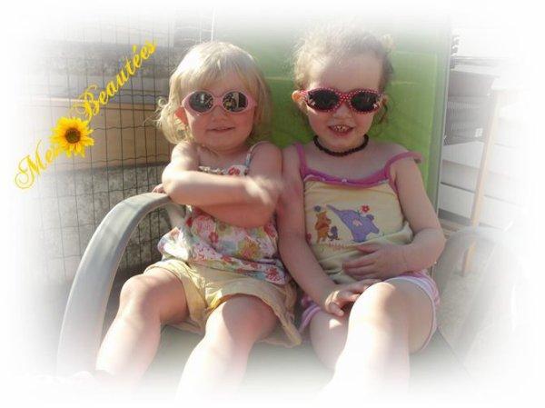 Met deux niece