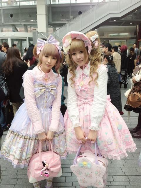 Bienvenues sur mon Blog ! Lolita un style -> une passion -> une vie !
