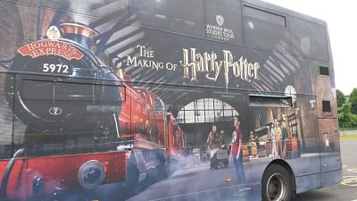 Studios Universal Harry Potter à Londres !!!