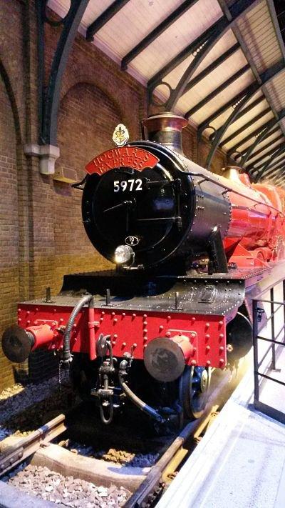 Studios Universal Harry Potter à Londres !!! (Partie 2)