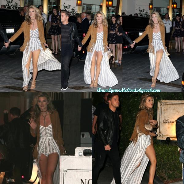 19/04/17 : AnnaLynne était préente à l'événement  Pop & Suki  à Los Angeles.  Miss McCord est tellement belle, j'aime sa tenue qui nous offre un superbe top !