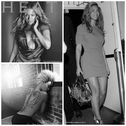 Beyoncé n'est pas enceinte