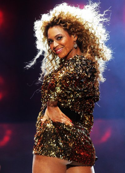 Beyonce à Glastonbury