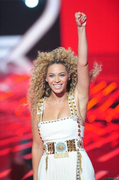 Beyonce offre 3 performances immenses en France