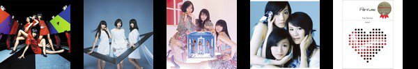 ღ PERFUME ღ  Nocchi  Kashiyuka  A-chan  © Saturne63-music