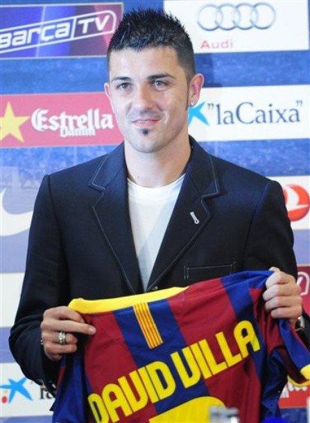 ♥ David Villa ♥