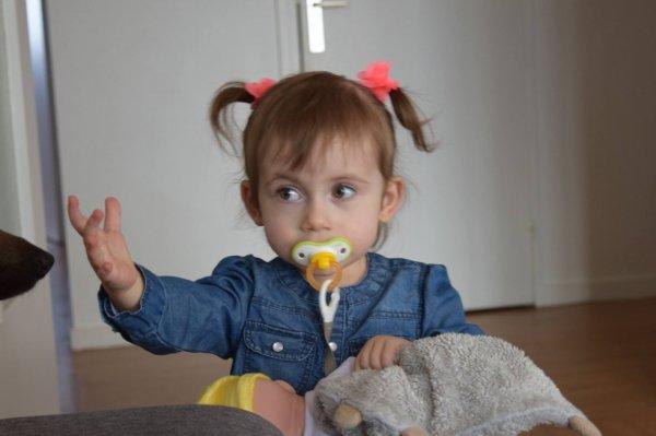ma petite fille <3
