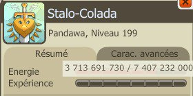 Up 199 Stalo-Colada