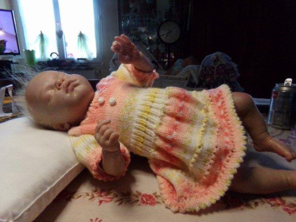 eloise et sa nouvelle robe