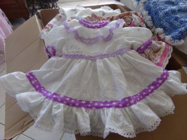 petite robe de ma fabrication