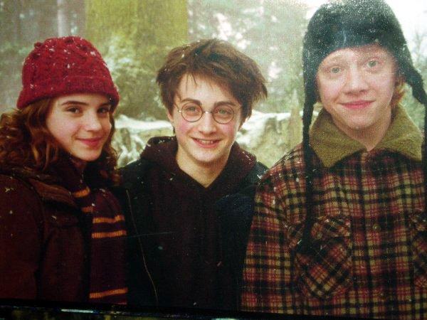 tout l'univers d'Harry Potter