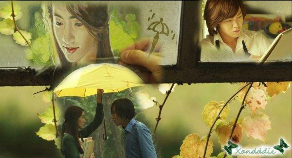 OST  Love Rain - Jang Geun Suk (2012)