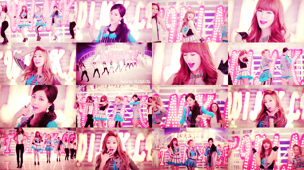 Spotlight on TaeTiSeo   Vous n'avez pas pu rater la création de cette sub-unit chez les SNSD ! J'ouvre donc la nouvelle catégorie avec cette nouvelle ! Depuis une semaine, environ, le MV est sortie, nous avons eu quatre lives, ainsi que trois special stage, deux pour Baby Steps, un pour Love Sick ! Pendant que certaines membres jouent les actrices, comme YoonA, Yuri, et, SooYoung, ou alors que pendant certaines nous divertissent, tels que HyoYeon dans 'Dance with the stars' et 'Invincible Youth' au côté de Sunny, d'autres nous dévoilent une facette inédite du groupe ~ I obviously twinkle ~