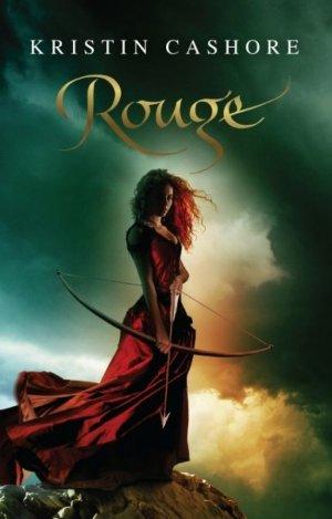 Graceling - Rouge de Kristin Cashore