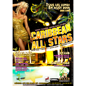 CARIBBEAN ALL STAR