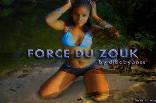 FORCE DU ZOUK / 03 rmx Alain Ajaax- Ou ni en vwa by djbabyboss (2014)