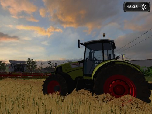 Axion 850 Claas