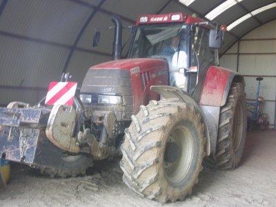 Labourage et semis du blé