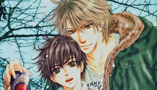 ✿ Super Lovers