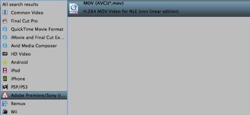 Make Sony HXR-MC2000E AVCHD files editable for Premiere Pro on Mac
