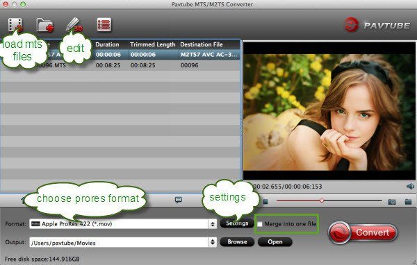 Convert MTS to Prores 422- Solve Canon XA10 mts compatability issues with FCP X