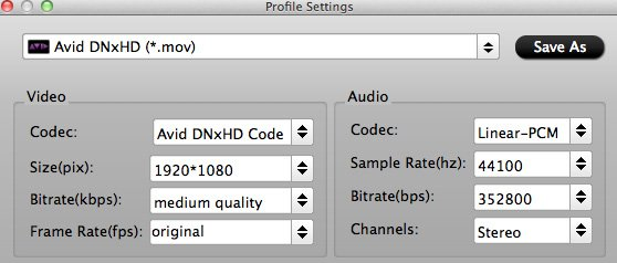 How to edit Nikon D610 in Avid Media Composer and Xpress Pro