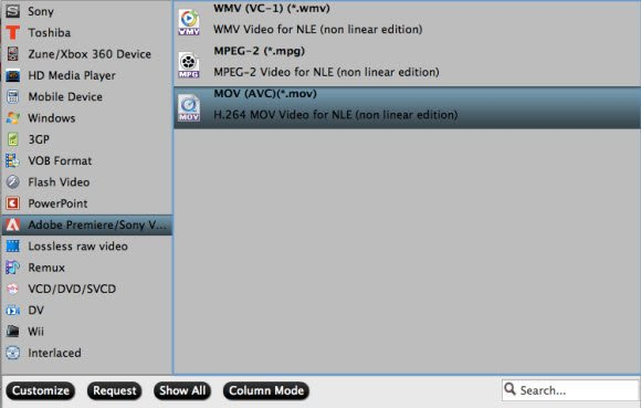 Using Adobe Premiere Pro CS6/CS5/CS4 with XDCAM content from Sony PMW-150