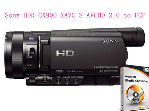 Transfering and Ingesting Sony HDR-CX900 XAVC-S AVCHD 2.0 to FCP X