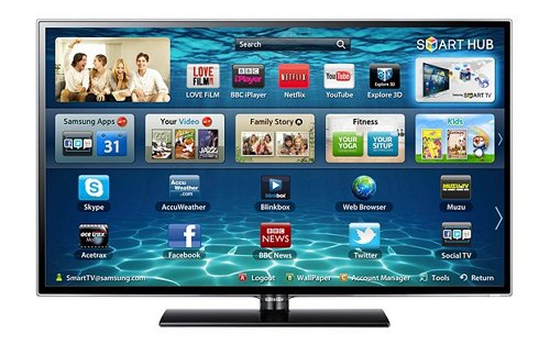 Play iTunes Movies TV shows on Samsung Smart TV