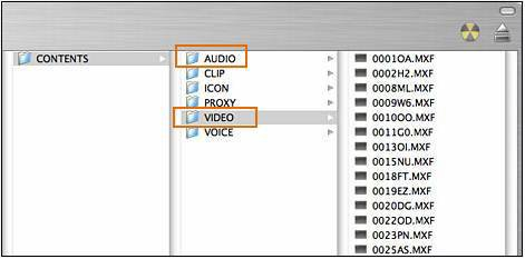 MXF to QuickTime MOV - Convert P2 HD MXF into QT files