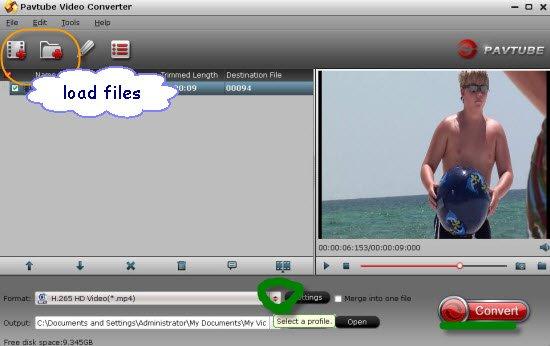 Convert Panasonic Lumix DMC-GF7 AVCHD for Windows Movie Maker?