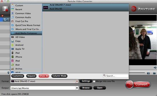 Edit Samsung NX1 H.265 Videos in DaVinci Resolve 12/11 on Mac OS X