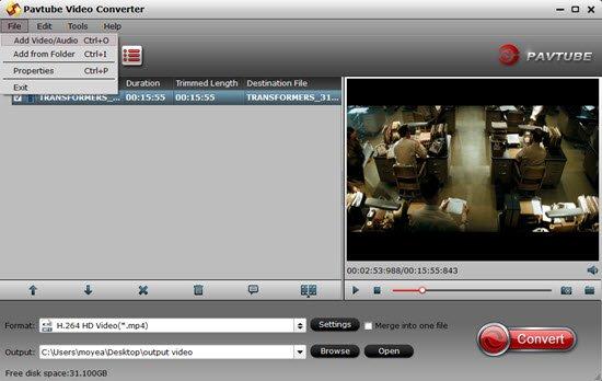 Upload DJI Phantom 3 4K Video to YouTube