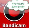 Sony Movie Studio 11 wont Open Bandicam AVI Files?