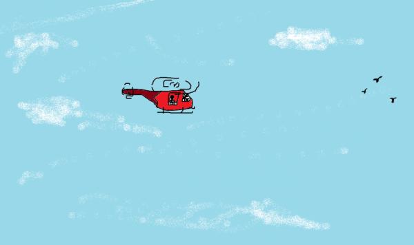 Mon hélicopaint