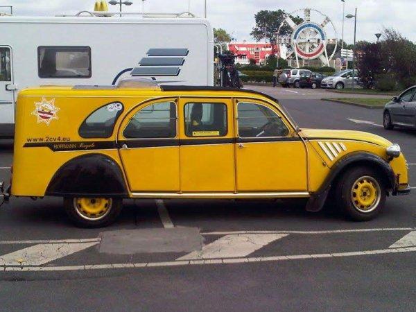 limousine pas cher !