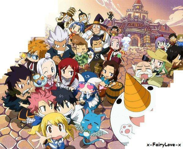 La Guilde de Fairy Tail