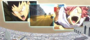 Les grands jeux inter magiques - La course de chariots