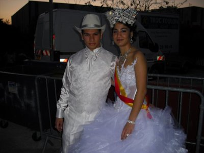 mon frère juan et ma belle-soeur carme