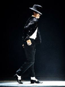 Le moonwalk