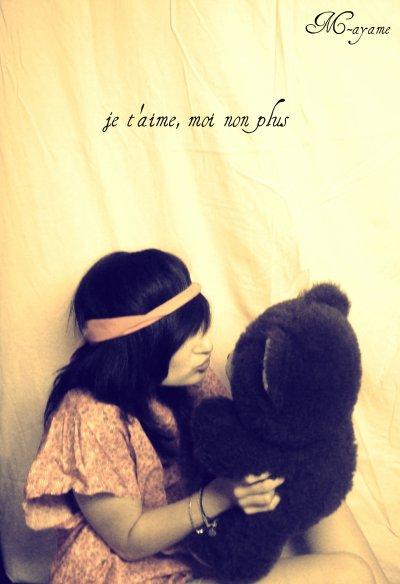 l'amour?