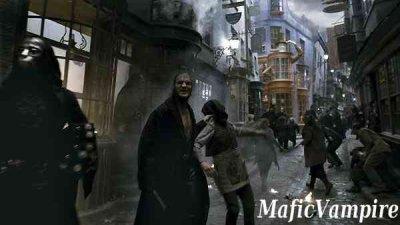 End Of Reality Chapitre 15 *Supernatural City L'autre Monde*