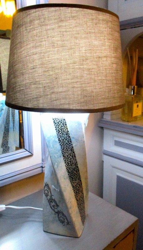 Lampe de chevet (vendu)