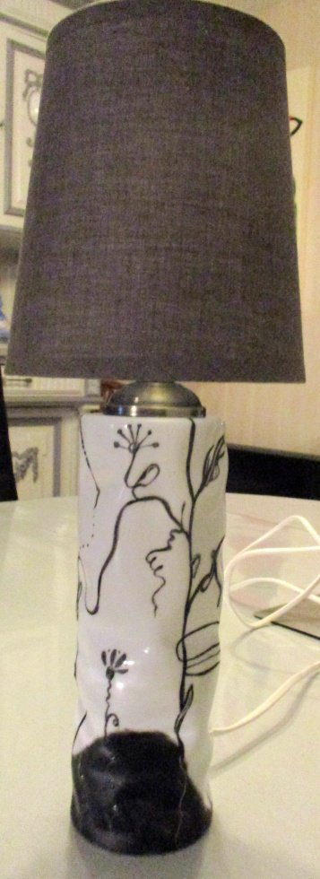 Lampe de chevet   22¤