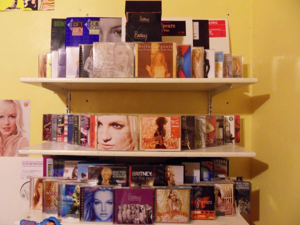 ♥ MA COLLECTION BRITNEY SPEARS ♥