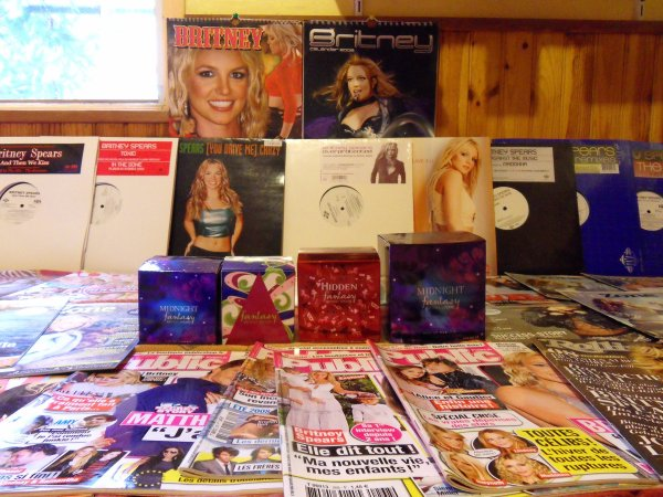 MA COLLECTION BRITNEY SPEARS