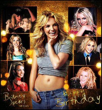 ♥♥♥♥ HAPPY BIRTHDAY BRITNEY ♥♥♥♥ 29 ans